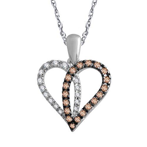 0.26 Ct Brown Diamond - 5