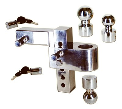 Uriah Products UT620315 Adjustable Single Ball Mount