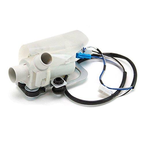 Washing Machine Pump Assembly - LG Electronics 5859EA1004G Washing Machine Drain Pump Assembly