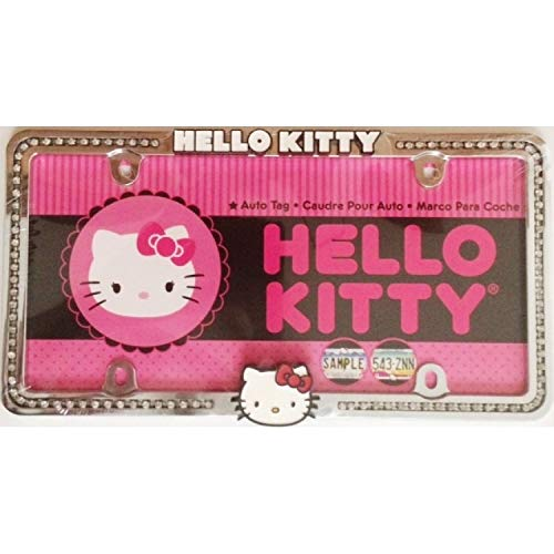car accessories hello kitty - 5