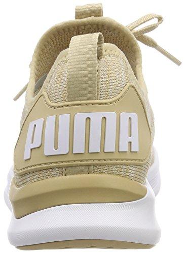 pebble Puma White Uomo Per whisper puma Scape Outdoor Ignite Beige White Evoknit Sport Flash 4zUBZq4