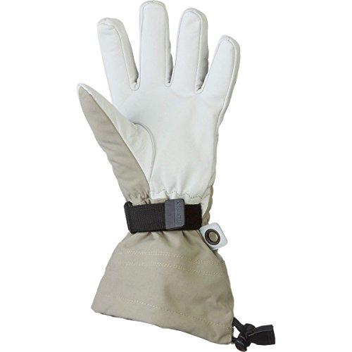 Hestra Women's Heli Gloves, Beige, Size 9