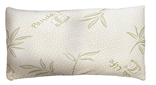 Panda Life Shredded Memory Foam Cooling pillow-Queen