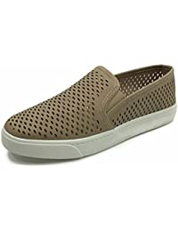 Womens Slip On Sneakers - Closed Toe