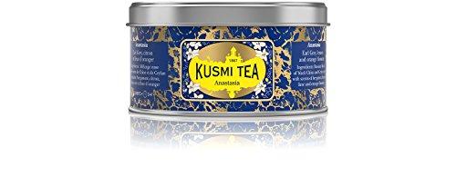 KUSMI TEA dullness tea Anastasia 25g cans [regular imported - Tea Anastasia