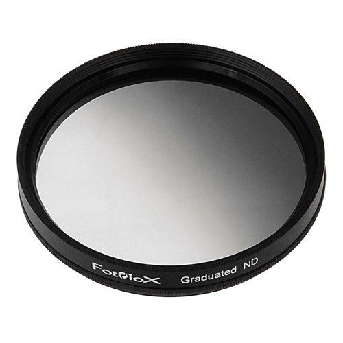 Fotodiox Graduated Gradual ND (Neutral Density) Filter - 58mm by Fotodiox