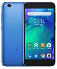 """REDMI GO: Go Smart, Do More. 5.0"""" HD screen display with slender design A sleek design + metallic casing for a phone that is as fine to the touch as it is visually stunning. 5 inch 16:9 HD display with 1280x720 resolution so you can get a cle..."""