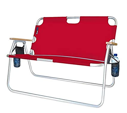 Superb Amazon Com The Hamptons Collection 44 Red Tailgater Two Creativecarmelina Interior Chair Design Creativecarmelinacom