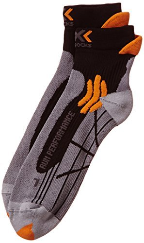 X Socks Run Performance Mens Socks, Men, Run Performance, black - black,