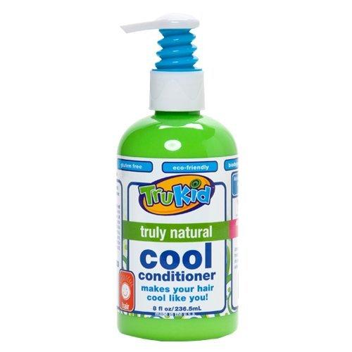 TruKid Cool Conditioner, Light Citrus Scent, 8 Oz