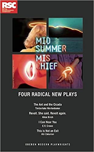 Midsummer Mischief: Four Radical New Plays (Oberon Modern Playwrights)
