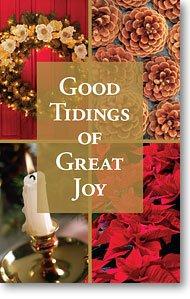 Good Tidings of Great Joy (Packet of 100, KJV)