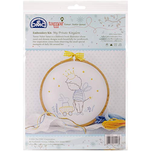 DMC My My Private Kingdom Charles Craft/Tamar Embroidery Kit for $<!--$8.73-->