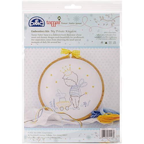 DMC My Private Kingdom Charles Craft/Tamar Embroidery Kit -