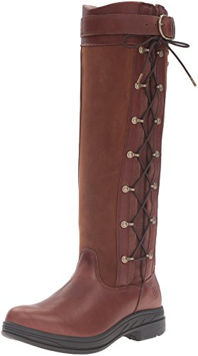 Tex Boot Gore Suede (Ariat Women's Grasmere Pro GTX Country Boot, Briar, 9 B US)