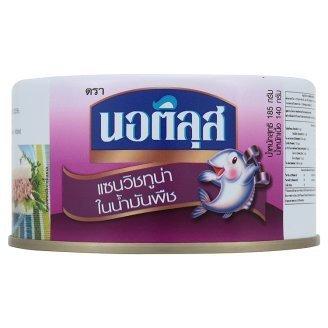 Nautilus Sandwich Tuna In Vegetable Oil 185g x 1 pcs.