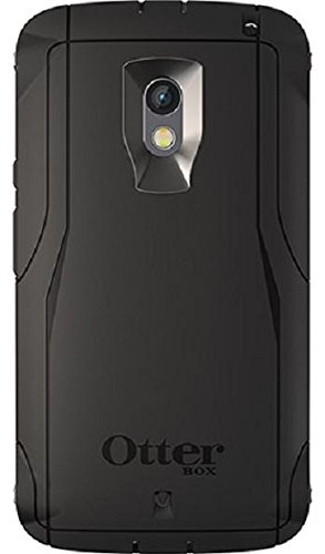 OtterBox DEFENDER Case for MOTOROLA DROID MAXX 2 - Retail Packaging - BLACK