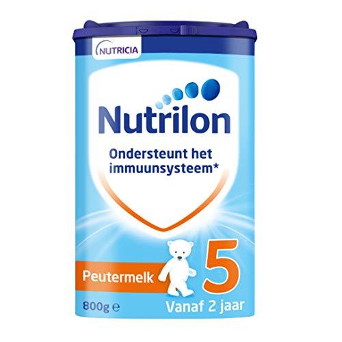 Nutrilon 5 Peutermelk – flesvoeding voor peuters vanaf 2 jaar- 800 gram