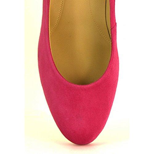 Fashion Tacco Gabor Donna con Scarpe Pink x0OfwqaFn