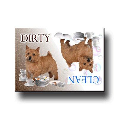 (Norwich Terrier Dishwasher Magnet No 1)