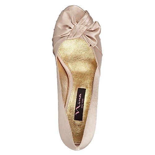 Bomba de sat¨¦n real Forbes Gold para mujer, 5.5 W