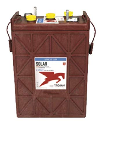(6X Trojan Battery Solar SPRE021255 2 VOLT1255AH)
