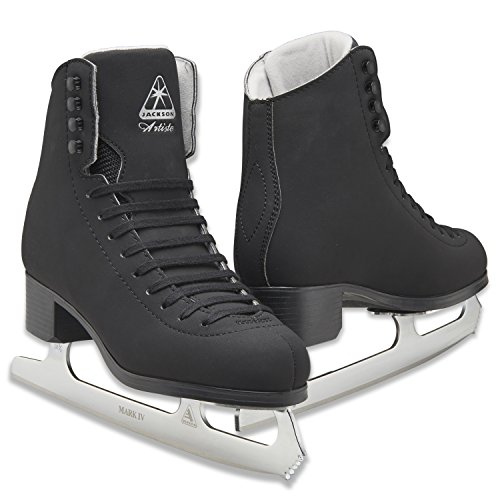 Jackson Ultima Artiste JS1792 / Figure Ice Skates for Men/Width: M/Size: Adult - Leather Figure Jackson Skates
