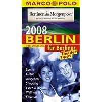 Berlin und Umgebung für Berliner 2008