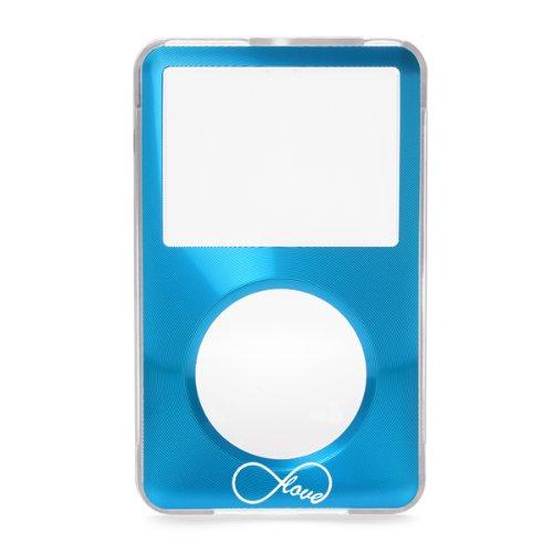 light-blue-apple-ipod-classic-hard-case-infinity-infinite-love-with-aluminum-plating-80gb-120gb-160g