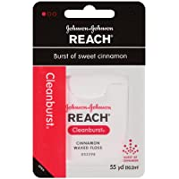 Deals on 4-Pack Reach Waxed Dental Floss 55 Yards