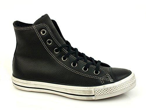 chaussures sport DISTRESSED CONVERSE de chaussures Blackwht HI 158963C hautes unisexes CTAS Bxq6nU