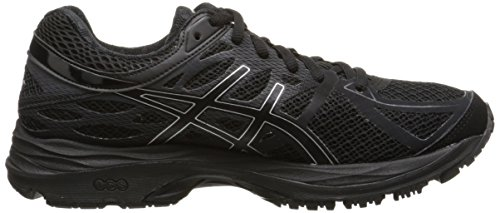 Running Onyx Silver Women's Gel Shoe ASICS 17 Cumulus Black wIn7xq8