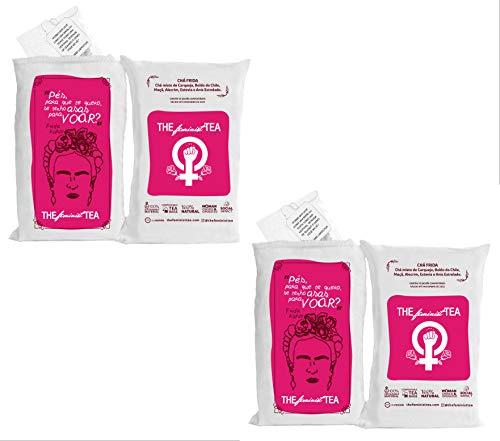 Chá Frida - Kit com 2 un - The Feminist Tea