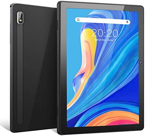 "MARVUE Pad M10 Tablet 10.1 Inch Android 10.0 Tablets 2GB RAM 32GB ROM Storage, 2MP+8MP Dual Camera, 2.4GHz WiFi, 1.6GHZ Quad Core Processor,10.1"" IPS HD Android Tablet, Metal Body(Black)"