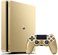 Limited Edition Gold PlayStation®4 1TB System - PlayStation 4