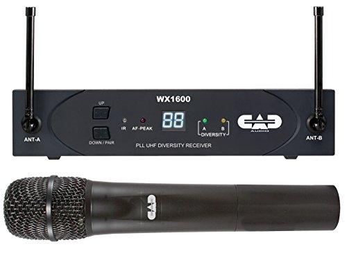 Wireless Cardioid Dynamic Microphones - 5