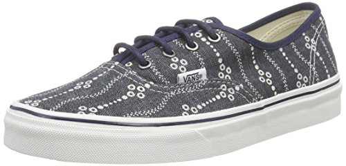 De Authentic Vans Indigo Mood Blanc Blanc 1PxwIwRq