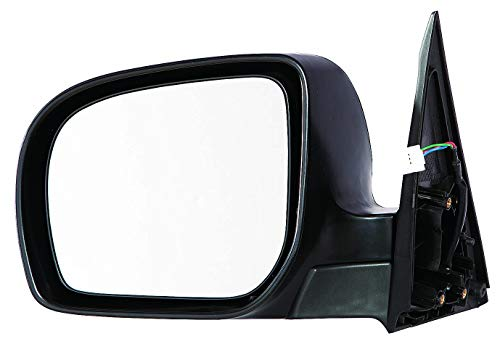 Gold Shrine for 2009 2010 Subaru Forester Power Side Mirror Driver Left Side Replacement SU1320117 (Subaru Forester Driver Mirror)