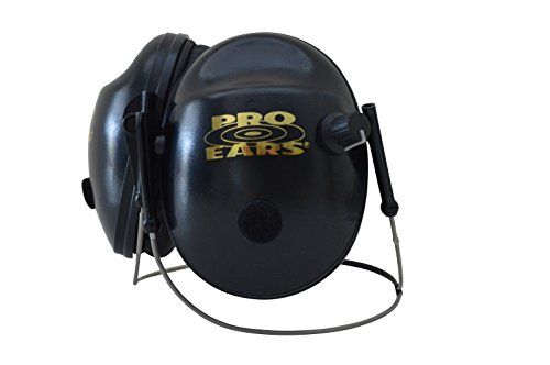 Sale!! Pro Ears Pro 200 Behind The Head Headband Electronic Hearing Protection, Black