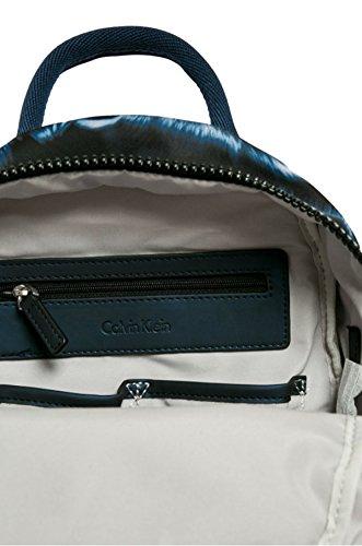 Zaino Blu Klein Susi3 Backpack Donna Calvin Print 8qZRTH5n5