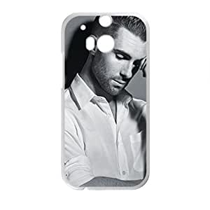 SANLSI Adam Levine Cell Phone Case for HTC One M8