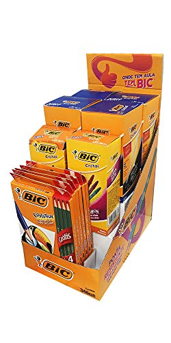 Kit PDQ BIC cartuchos Cartuchos