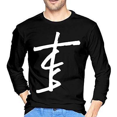 Eshanqulon The Chain-Smokers Music for Men's Fashion Long T-Shirt