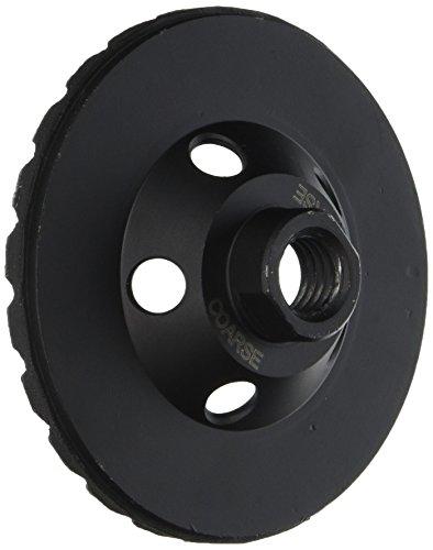 Toolocity 4tcw0058sc 4-Inch Diamond Turbo Cup Wheel Steel Based, Coarse