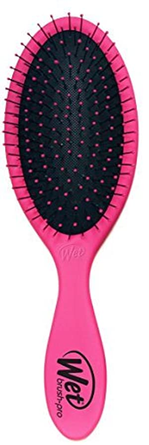 The Wet Brush Detangling Hair Brush, Hot Pink by The Wet Brush