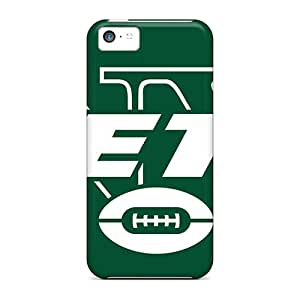 Hotcases Perfect Tpu Case For Iphone 5c/ Anti-scratch Protector Case (new York Jets)