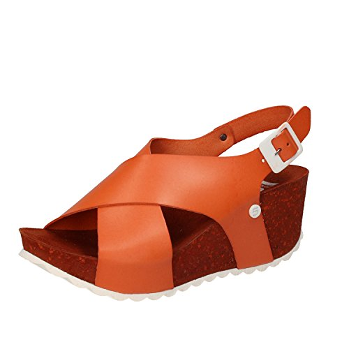 5 PRO JECT Mujer zapatos con correa Arancione