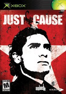 Just Cause - Xbox (Game Video Just Cause)