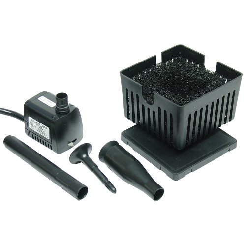Beckett CGFK60 Container Garden Fountain Kit