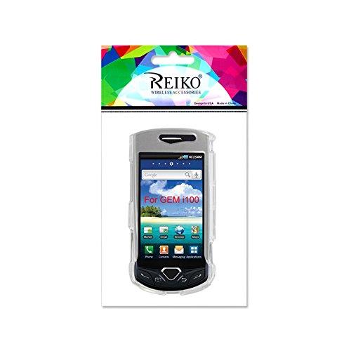 Reiko Kristall Schutzabdeckung für Samsung Gem I100 - Transparent